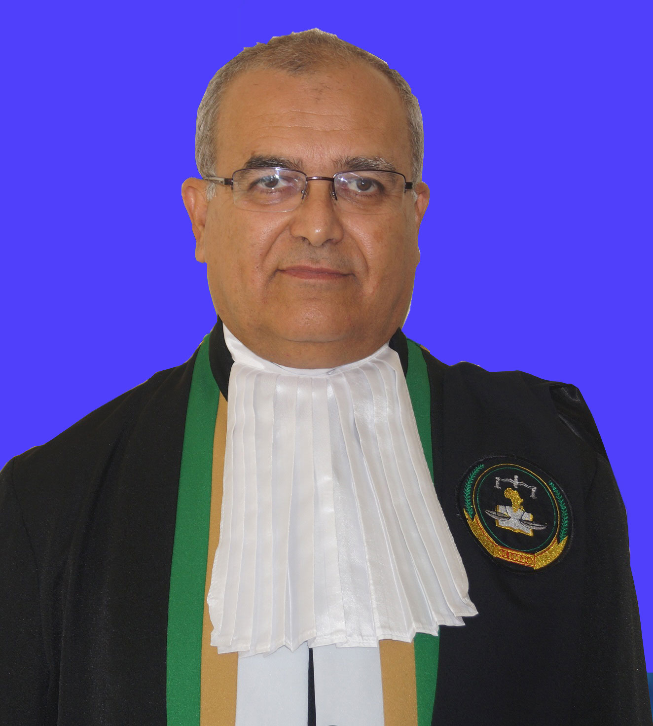 Judge Rafaa