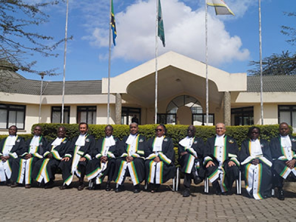 The Court Begins its 38th Ordinary Session In Arusha 31 August To 18 September 2015