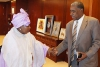 African Court President Holds Talk with Au Chairperson