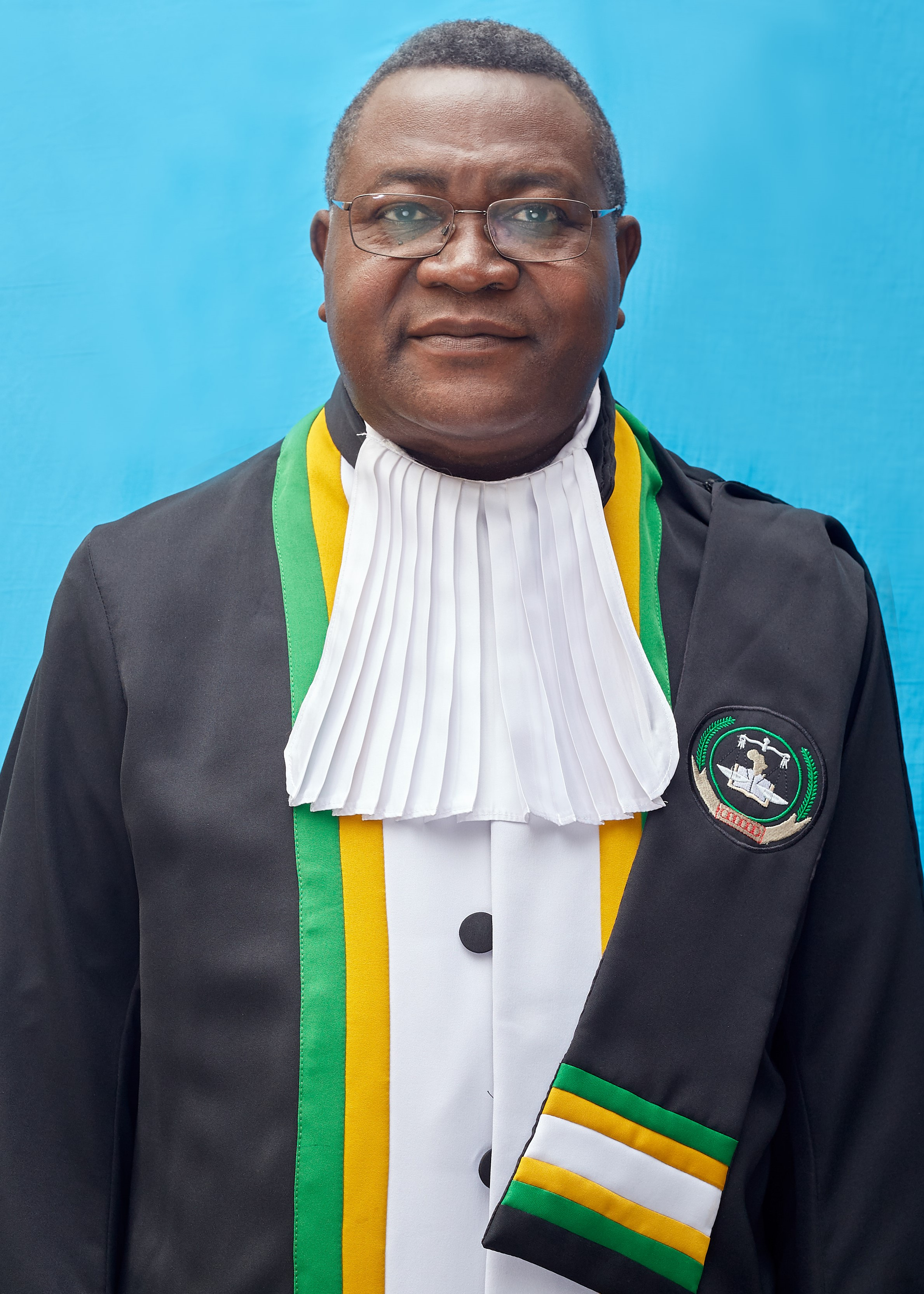 Judge Tchikaya