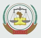 African Court logo