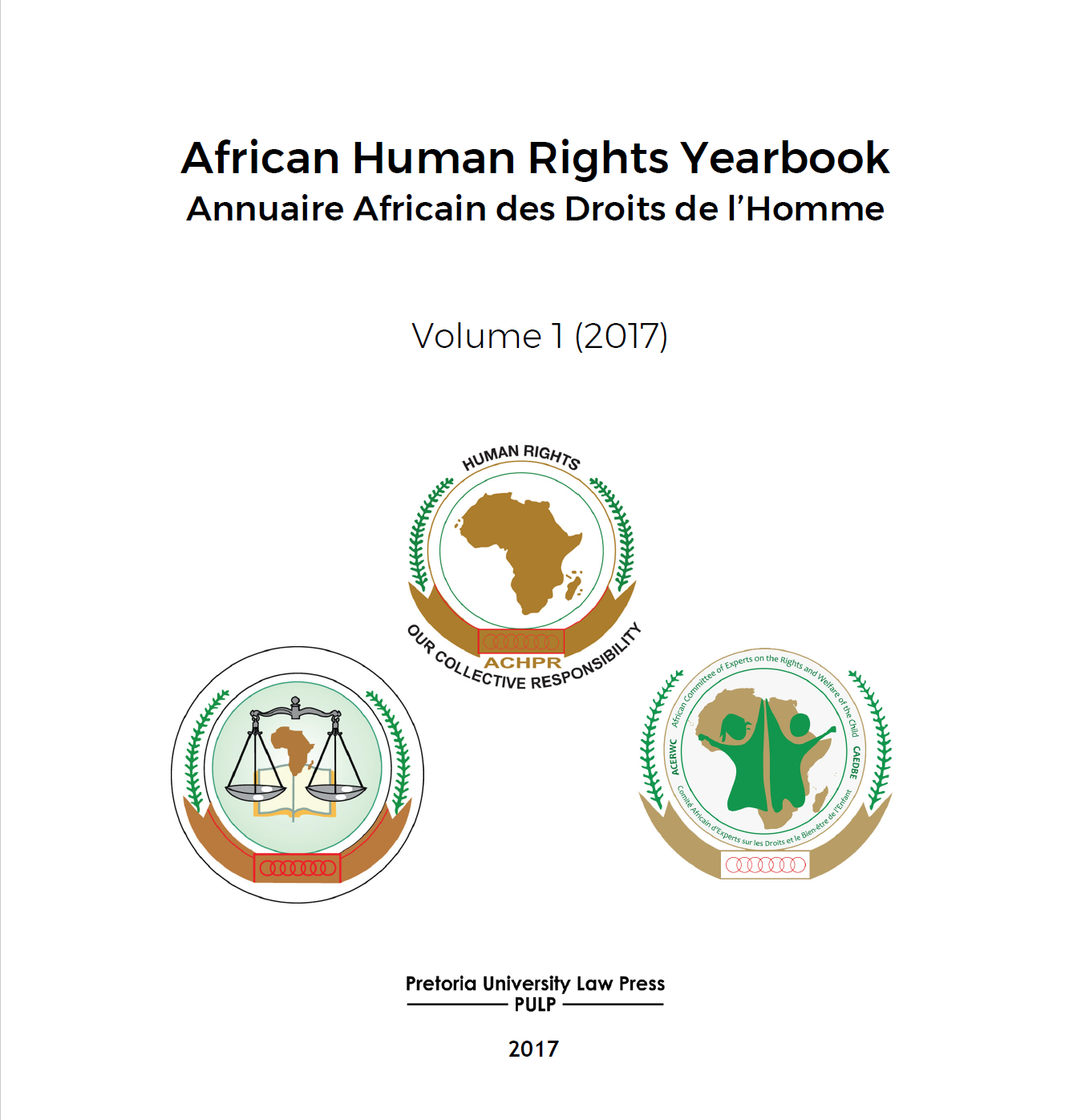African Human Rights Yearbook 2017 Volume 1