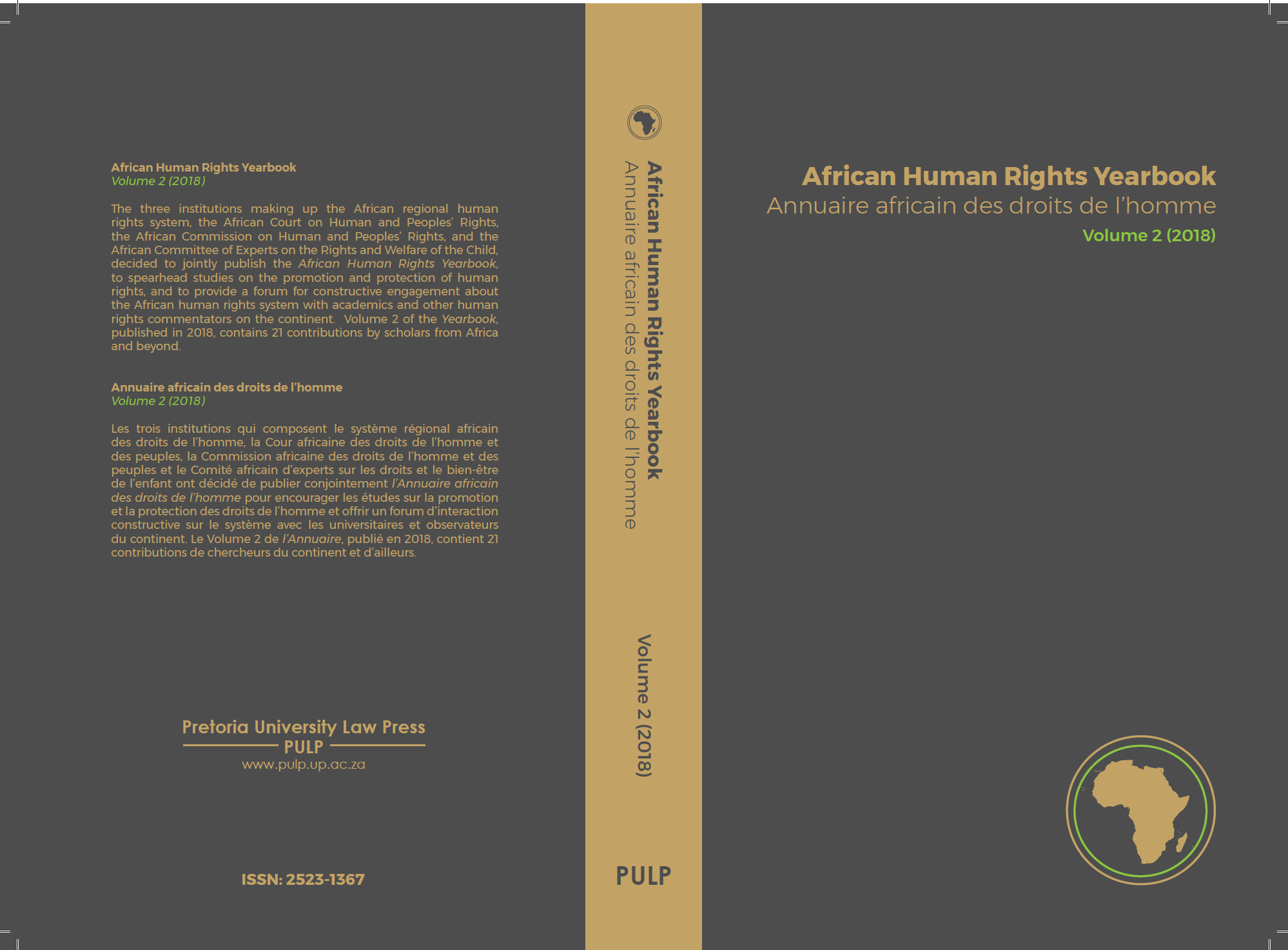 African Human Rights Yearbook 2018 Volume 2