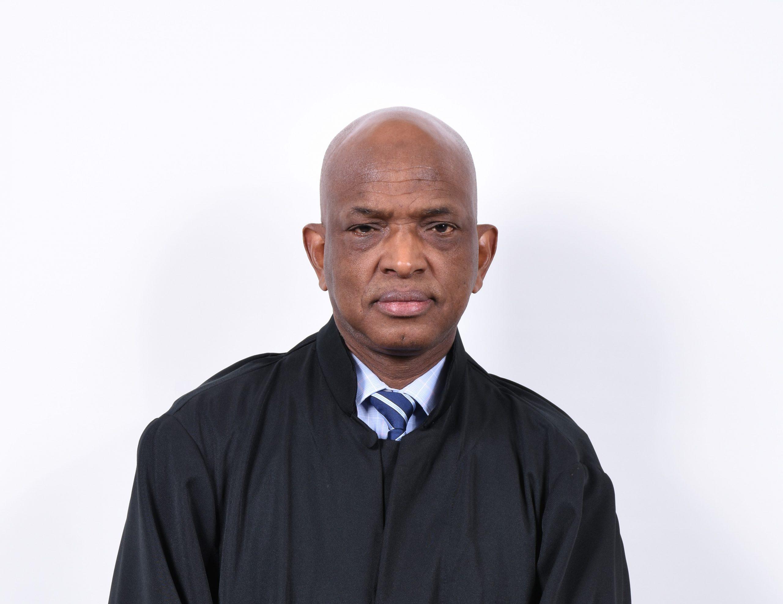 Deputy Registrar | Mr. Nouhou Madani Diallo