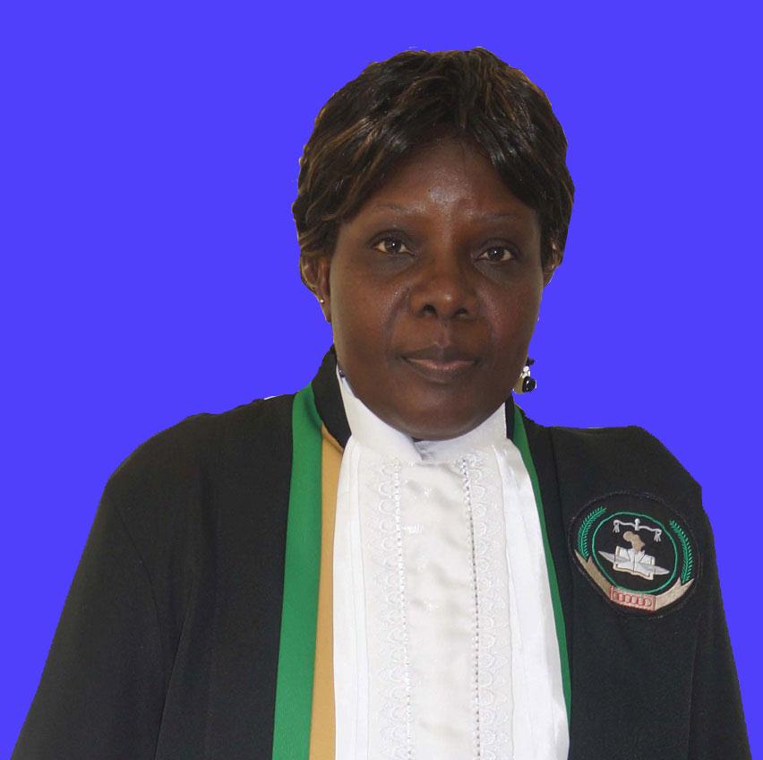 Justice Solomy Balungi Bossa - Uganda