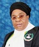 L'Honorable Juge Elsie Nwanwuri Thompson-Nigéria