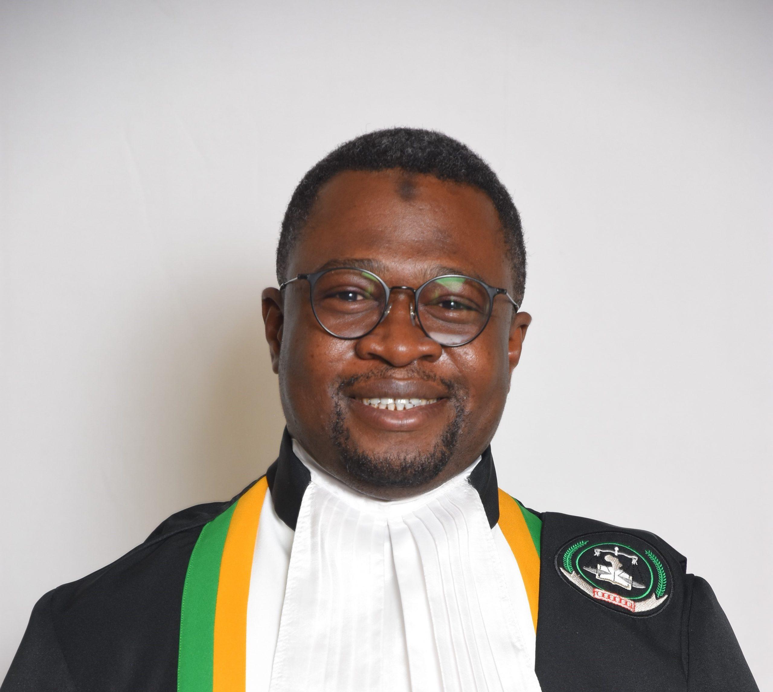 L'Honorable Juge Sacko Modibo - Mali