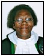 Justice Kelello Justina Mafoso-Guni - Kingdom of Lesotho