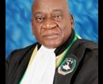 Justice Modibo Tounty Guindo - Mali