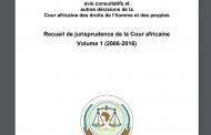 Annuaire Africain des Droits de l'Homme 2017 Volume 1