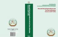 Recueil de Jurisprudence de la Cour Africaine, Volume 2 (2017-2018)