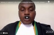 LA COUR AFRICAINE DES DROITS DE L'HOMME ET DES PEUPLES A RENDU UN  ARRÊT  CE LUNDI 29 MARS 2021
