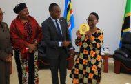 ACTIVIDADES DO PRESIDENTE DO TRIBUNAL AFRICANO