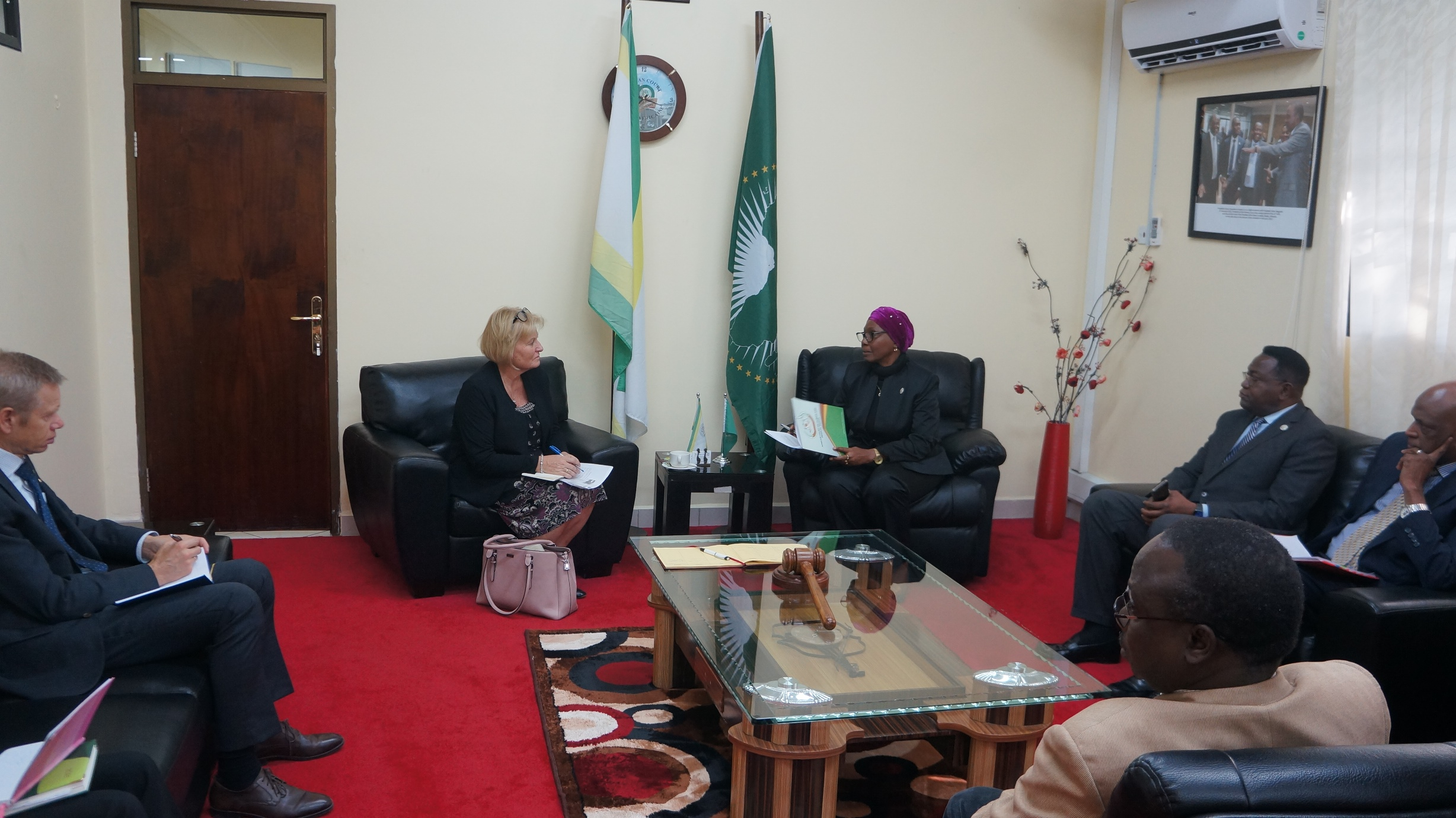 NORWAY APPRECIATES AFRICAN COURT'S ROLE IN THE PROTECTION OF HUMAN RIGHTS