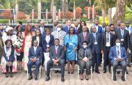 40 AVOCATS PARTICIPENT À UNE FORMATION DE LA COUR AFRICAINE À ARUSHA