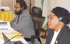 اجتماع المحكمة الأفريقية لحقوق الإنسان والشعوب واللجنة الأفريقية لحقوق الإنسان والشعوب في أروشا